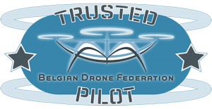 Belgian Drone Federation Trusted Pilot